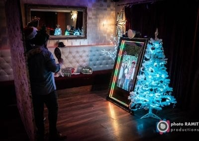 NC Corporate Holiday Photo Booth Hire_Photo RAMIT-4
