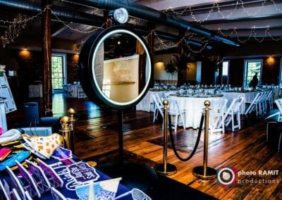 The Laboratory Mill Lincolnton NC Photo Booth