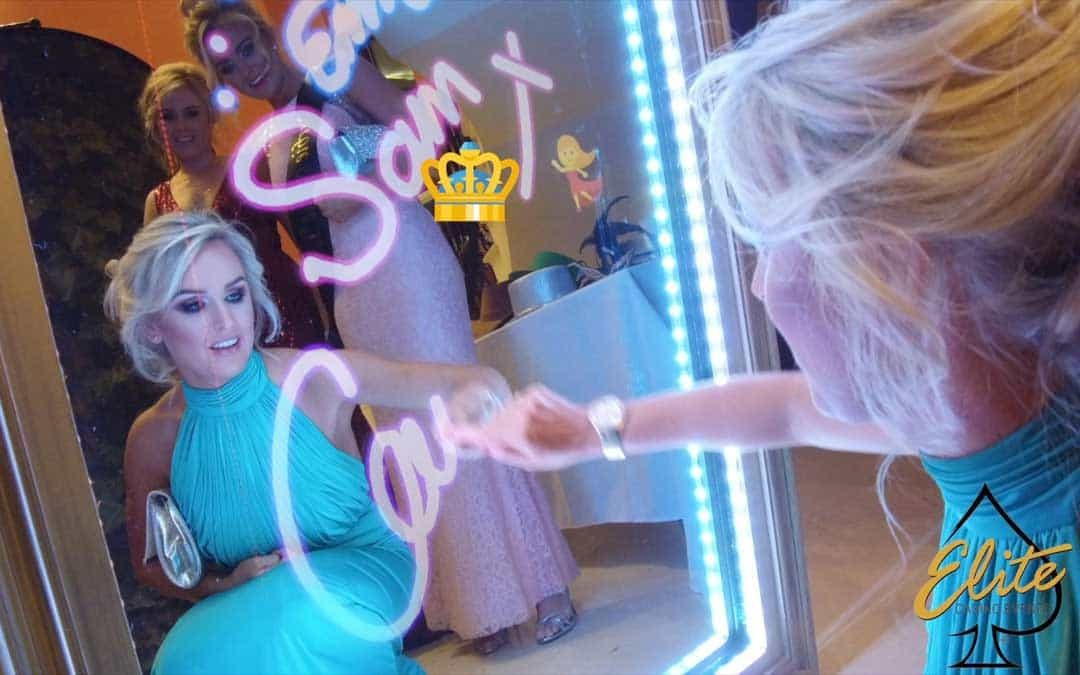 Mirror Photo Booth Is More Than Photo Fun!