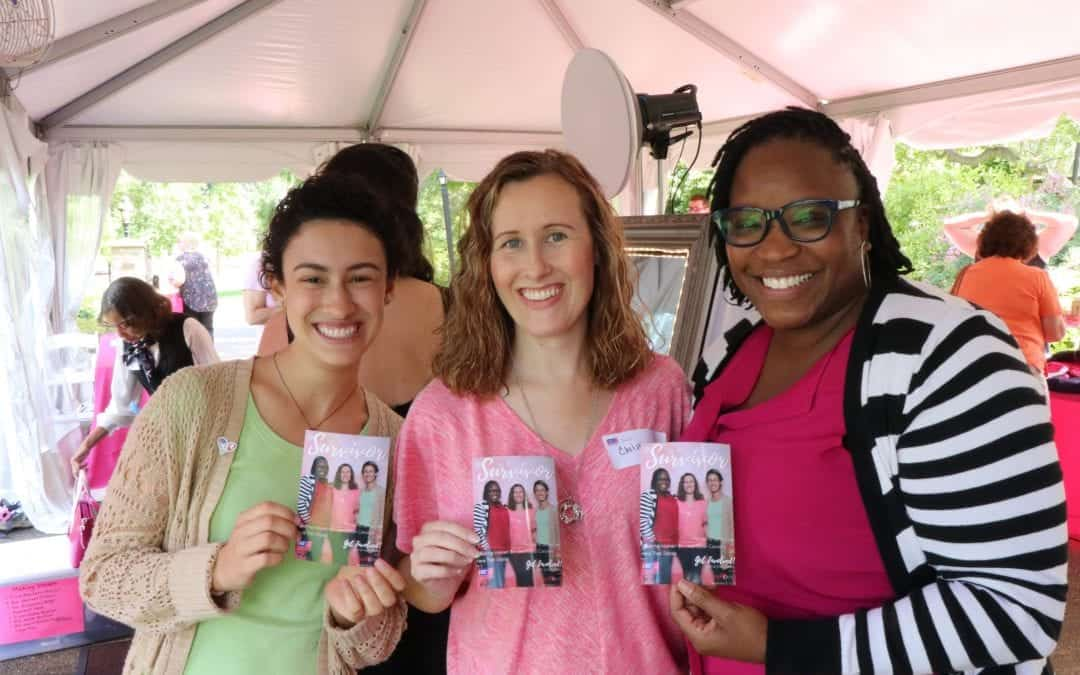 Celebrating Survivors | A Day in Pink